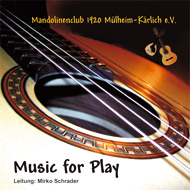 """Music for play"" - Mandolinenclub -- Mülheim-Kärlich"