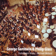 """Gershwin & Glass""  Sinfonietta Mainz"