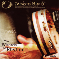 """The Wizards of Rhythm"" - T.M. Festival 2009 - Diverse Künstler"